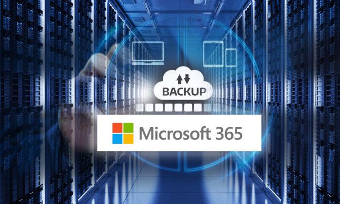 Microsoft 365 Backup - Säkerhetskopiera Sharepoint, Exchange och OneDrive med lokal säker backup.