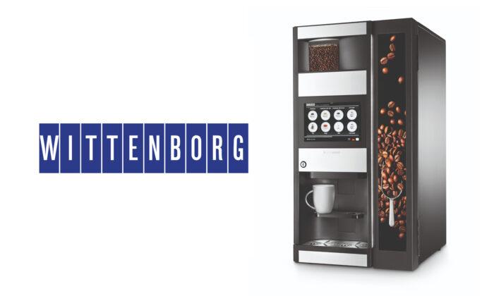Kaffeautomat från Wittenborg