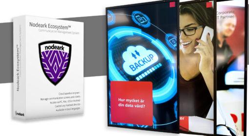 Digital skyltning och skärmkommunikationation